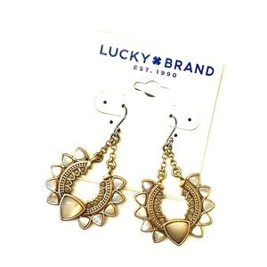 ✨NWT Lucky Brand 🍀 Earrings